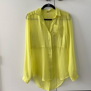 Free People Blouse XS